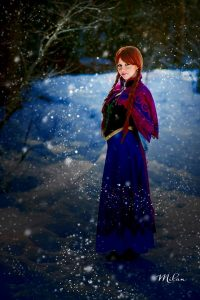 Anna cosplay fantasy photography